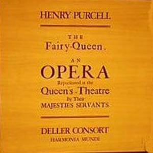 Cover - Henry Purcell: Fairy Queen - Opéra en 5 Actes, The