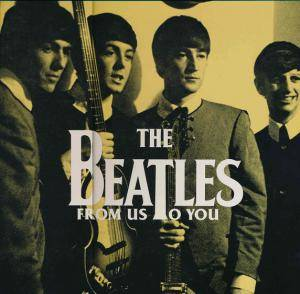 Cover - Beatles, The: From Us To You