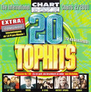 Top 13 Music-Club - 20 Top Hits Aus Den Charts - 2/2001 - Cover