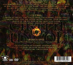 Cirith Ungol: Servants Of Chaos (2-CD + DVD) - Bild 2