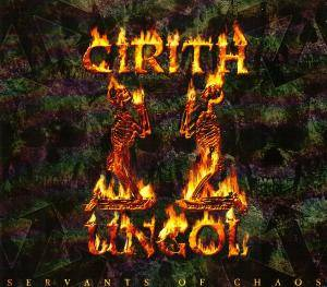 Cirith Ungol: Servants Of Chaos (2-CD + DVD) - Bild 1