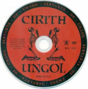 Cirith Ungol: Servants Of Chaos (2-CD + DVD) - Bild 4