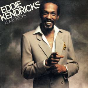 Cover - Eddie Kendricks: Love Keys