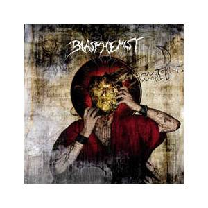 Blasphemist: Shadowtorned World - Cover