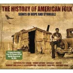 Cover - Woody Guthrie & Cisco Houston: History Of American Folk - Songs Of Hope And Struggle, The