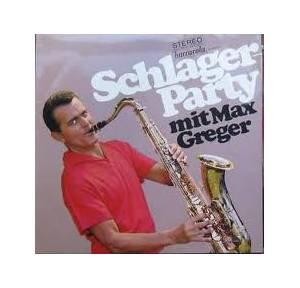 Cover - Max Greger Orchester: Schlagerparty Mit Max Greger