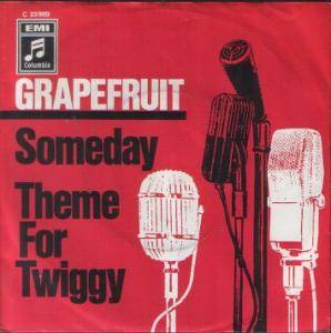 Cover - Grapefruit: Someday