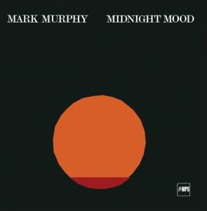 Cover - Mark Murphy: Midnight Mood