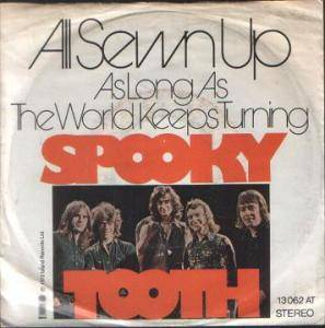 Spooky Tooth: All Sewn Up - Cover