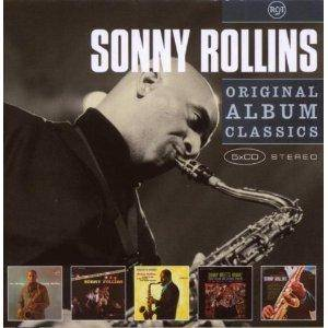 Cover - Sonny Rollins & Co.: Original Album Classics