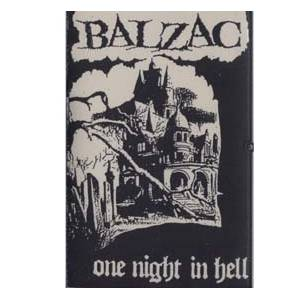 Cover - Balzac: One Night In Hell