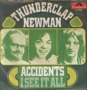 Cover - Thunderclap Newman: Accidents