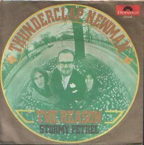 Cover - Thunderclap Newman: Reason, The