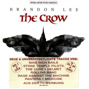 Music From The Original Motion Picture: The Crow (CD) - Bild 2
