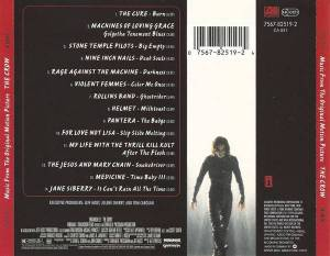 Music From The Original Motion Picture: The Crow (CD) - Bild 3