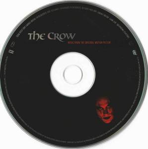 Music From The Original Motion Picture: The Crow (CD) - Bild 4