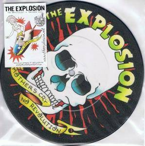 Cover - Explosion, The: Pirates Press 1st Annual Picture Disc Box Set (#2)