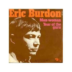 Cover - Eric Burdon & The Animals: Man - Woman