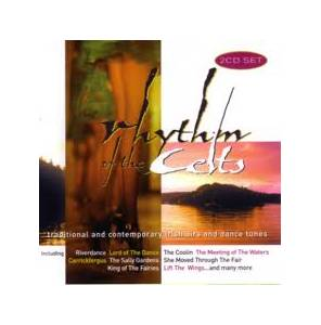 Cover - Fair Isle Folk: Rhythm Of The Celts / Traditional And Contemporary Irish Airs & Dance Tunes