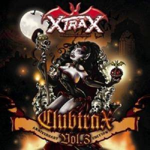 Xtrax Clubtrax Vol. 3 - Cover
