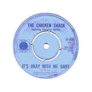 Cover - Chicken Shack: It's Okay With Me Baby