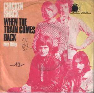 Cover - Chicken Shack: When The Train Comes Back
