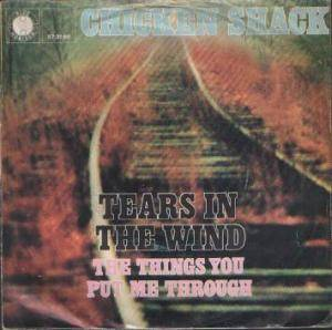 Cover - Chicken Shack: Tears In The Wind