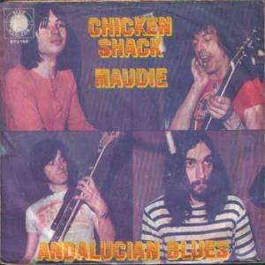 Cover - Chicken Shack: Maudie