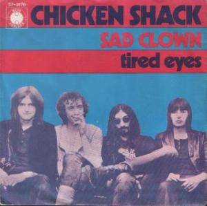 Cover - Chicken Shack: Sad Clown