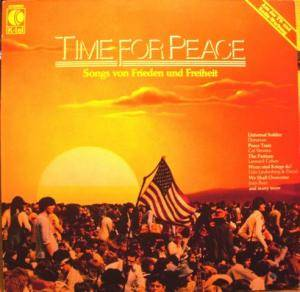 Cover - Udo Lindenberg & Pascal: Time For Peace