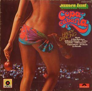 James Last: Copacabana Happy Dancing - Cover