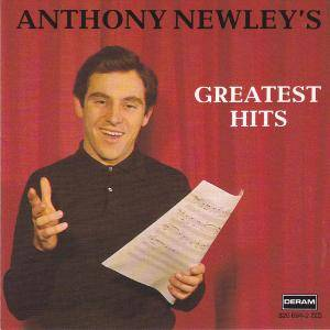 Cover - Anthony Newley: Anthony Newley's Greatest Hits
