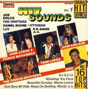 Hit Sounds Vol.1 - Cover