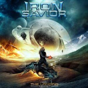 Iron Savior: Landing, The - Cover