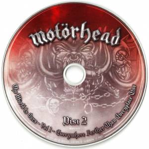 Motörhead: The Wörld Is Ours - Vol. 1 - Everywhere Further Than Everyplace Else (DVD + 2-CD) - Bild 4