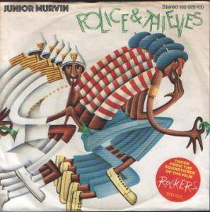 Cover - Junior Murvin: Police And Thieves