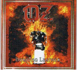 Cover - OZ: Burning Leather