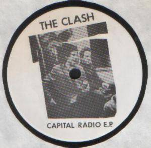 Cover - Clash, The: Capital Radio EP