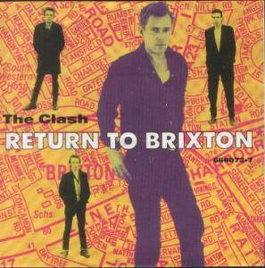 The Clash: Return To Brixton - Cover