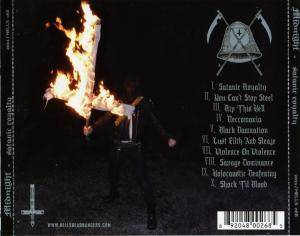 Midnight: Satanic Royalty (CD + DVD) - Bild 2