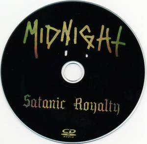 Midnight: Satanic Royalty (CD + DVD) - Bild 3