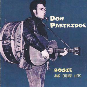 Cover - Don Partridge: Rosie And Other Hits