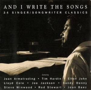 And I Write The Songs: 35 Singer / Songwriter Classics - Cover