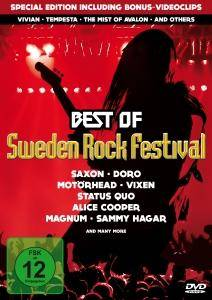 Cover - Rob Rock: Best Of Sweden Rock Festival