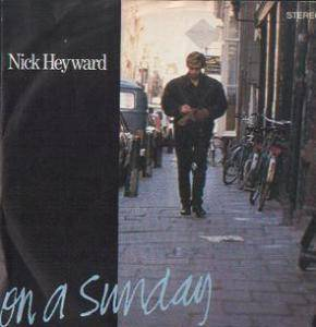 Cover - Nick Heyward: On A Sunday