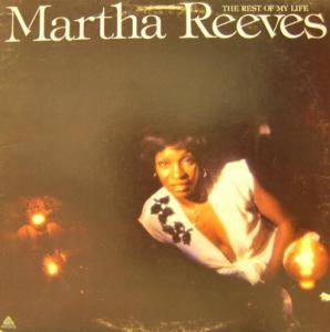 Cover - Martha Reeves: Rest Of My Life, The