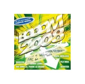 Cover - Ida Corr Vs. Fedde le Grand: Booom 2008 - The Second Hit-Explosion