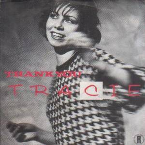 Cover - Tracie: Thank You