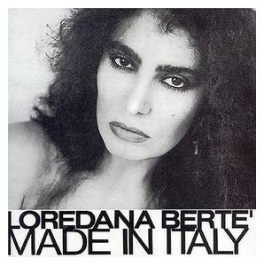 Cover - Loredana Bertè: Made In Italy