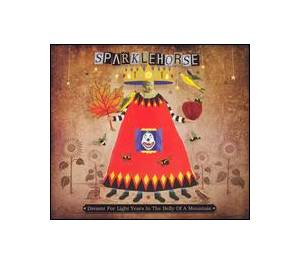 Sparklehorse: Dreamt For Light Years In The Belly Of A Mountain - Cover